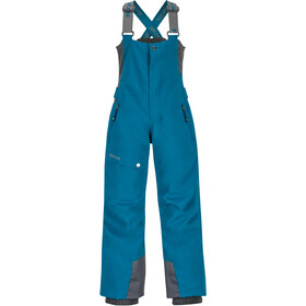 Marmot Rosco Bib Pants Kids moroccan blue